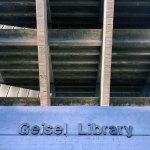 Signage - The Geisel Library / William Pereira & Associates