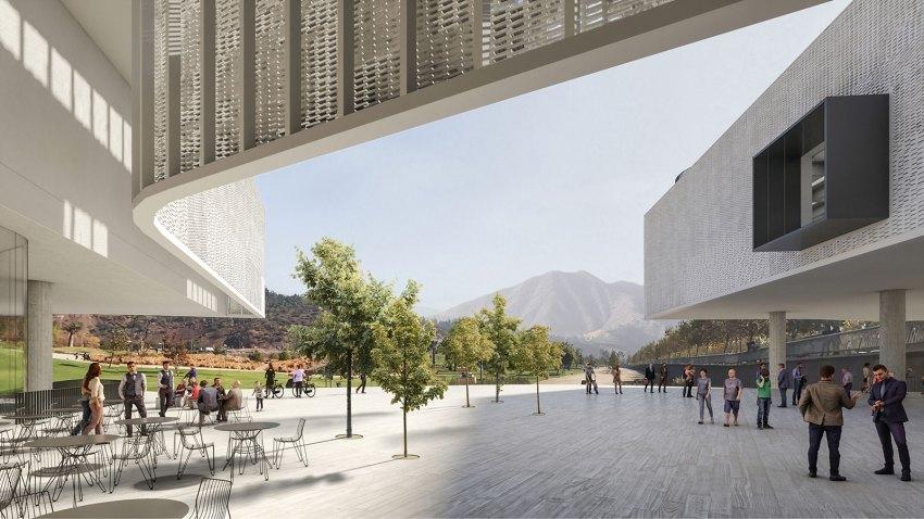 Numu, The New Museum In Santiago De Chile / Cristián Fernández Arquitectos