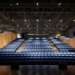 Theater Interior - Pinghe Bibliotheater in Shangai / OPEN Architecture
