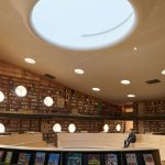Skylight - Pinghe Bibliotheater in Shangai / OPEN Architecture