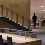 Stairs - Pinghe Bibliotheater in Shangai / OPEN Architecture