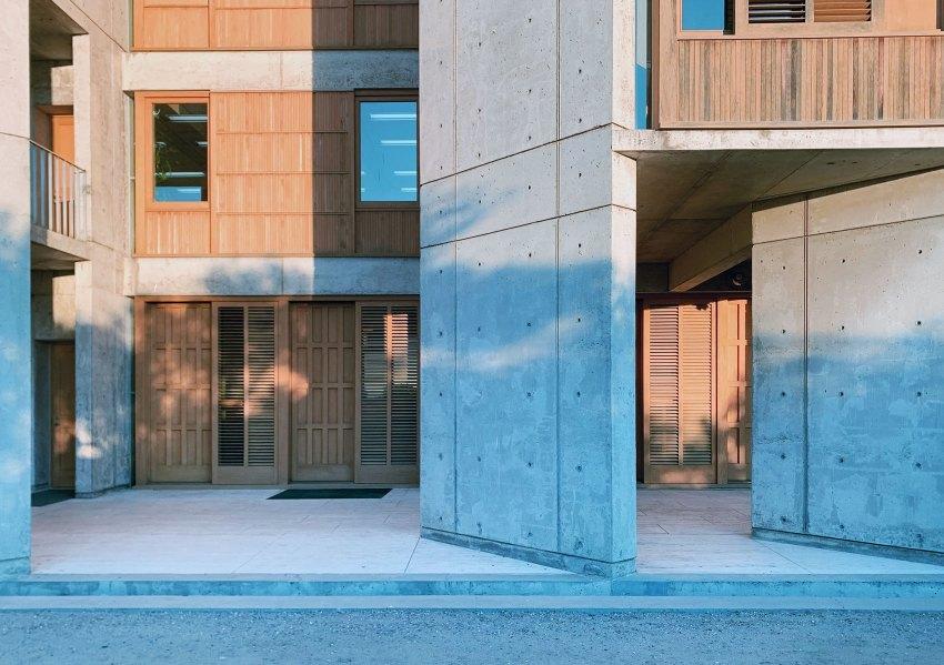 Concrete Columns Detail