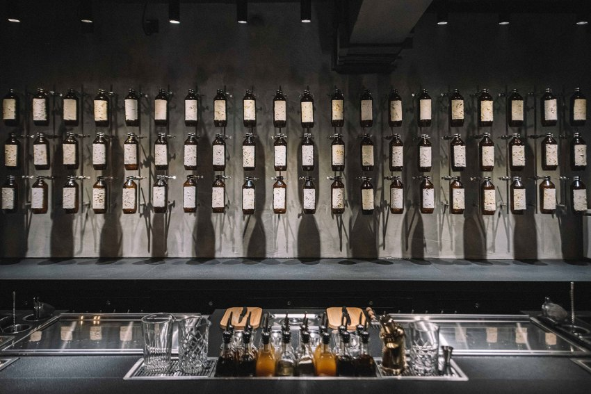 PENICILLIN Bar In Hong Kong / COLLECTIVE
