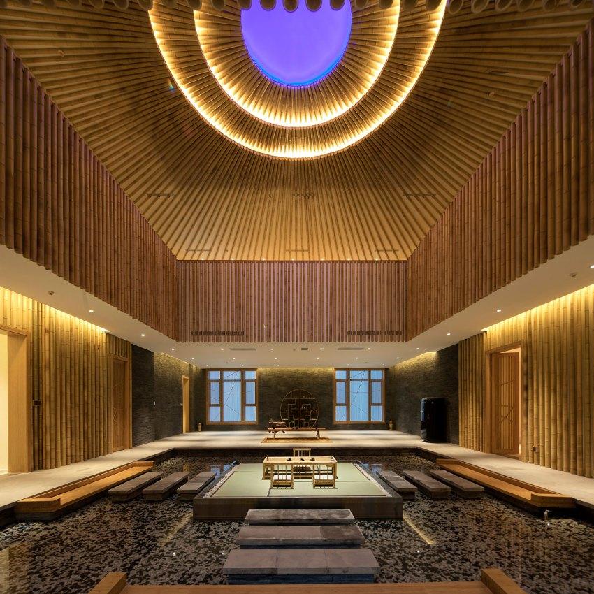 Tangxing No.5 Residential House by Saiwen Liu