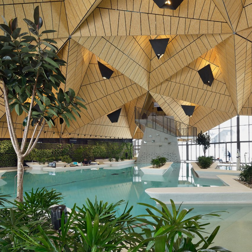 Termalija Family Wellness Swimming Pools by Enota
