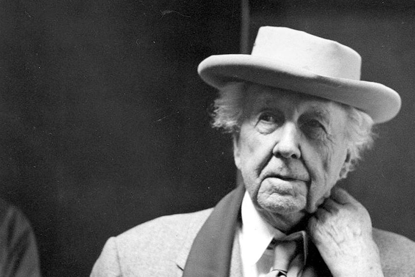 Frank Lloyd Wright Biography and Bibliography