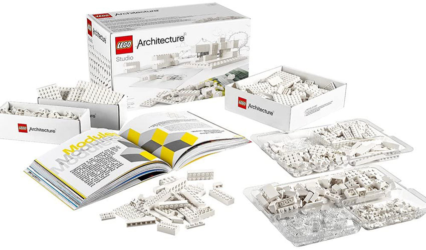 Lego Architecture Studio - Best Gifts For Architects & Designers