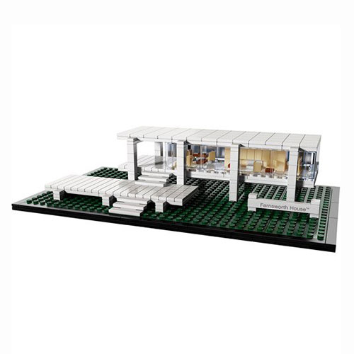 LEGO Architecture Farnsworth House 21009 - Best Gifts For Architects & Designers