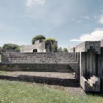 Brion Cemetery Sanctuary Carlo Scarpa ArchEyes trevor patt green