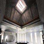 Brion Cemetery Sanctuary Carlo Scarpa ArchEyes trevor patt interior skylight