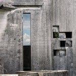 Brion Cemetery Sanctuary Carlo Scarpa ArchEyes trevor patt patern