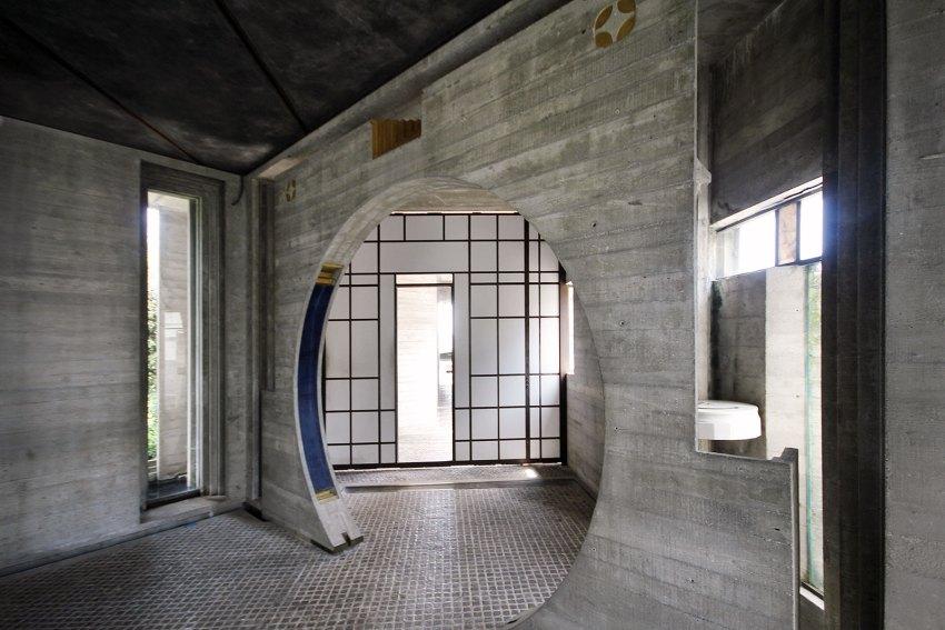 Brion Cemetery Sanctuary Carlo Scarpa ArchEyes trevor patt separation