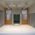 Elevator lobby - Yale Center for British Art / Louis Kahn