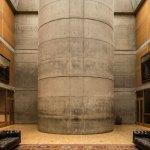 Interior Detail - Yale Center for British Art / Louis Kahn