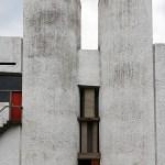Le Corbusier Ronchamp Chapel chapelle notre dame du haut ArchEyes