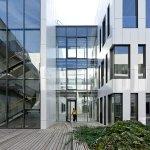 The Campus Plateau de Paris Saclay Dietmar Feichtinger Architectes Inbetween yards DFA D Boureau