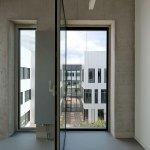 The Campus Plateau de Paris Saclay Dietmar Feichtinger Architectes View to Courtyard DFA D Boureau
