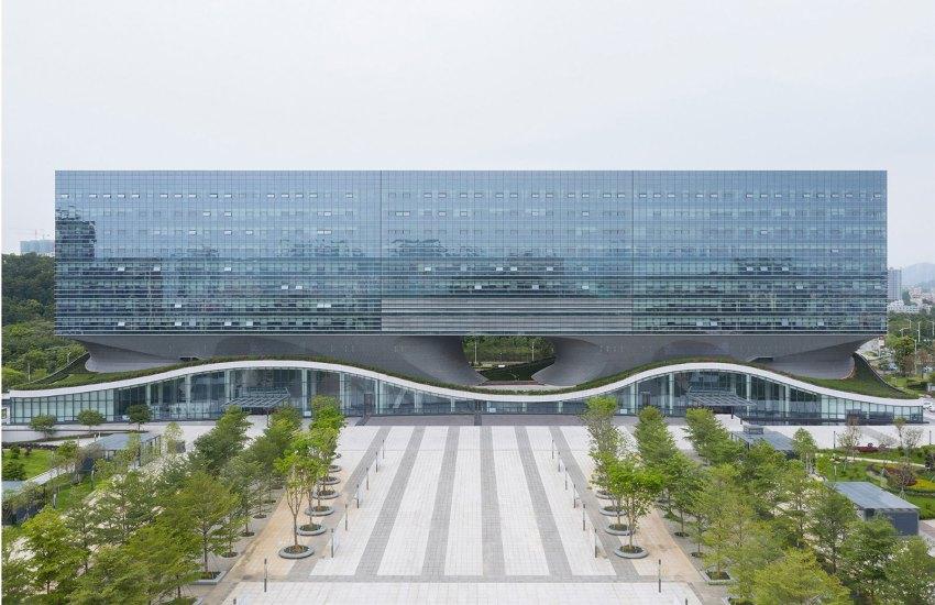 Guangming Public Service by Zhubo Design