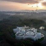 Sino Italian Cultural Exchange Center Chengdu aoe architects
