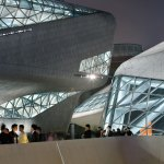 Zaha Hadid Guangzhou Opera House ©HuftonCrow