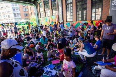 High Line Family Festival