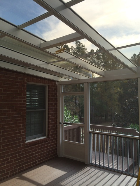 Glass Patio Cover Augusta Ga Architectural Glass