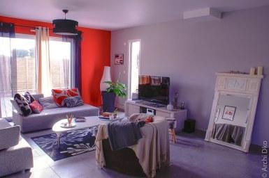 Colorimétrie du Salon