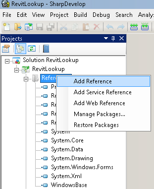 compiling and installing RevitLookup 2014 | archi-lab