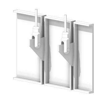 Balcony Support - Revit Model Detail