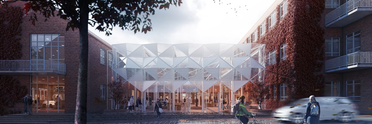 L'hôpital d'Aarhus transformé en un nouveau campus universitaire