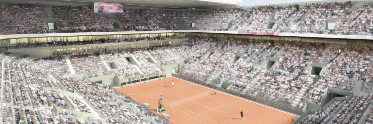 Gain de cause pour le renouveau de Roland-Garros
