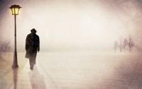 В материальном мире мы невероятно одиноки