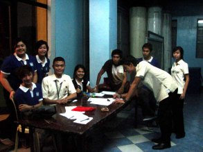 Registration - LCC Bacolod Students, Philippines