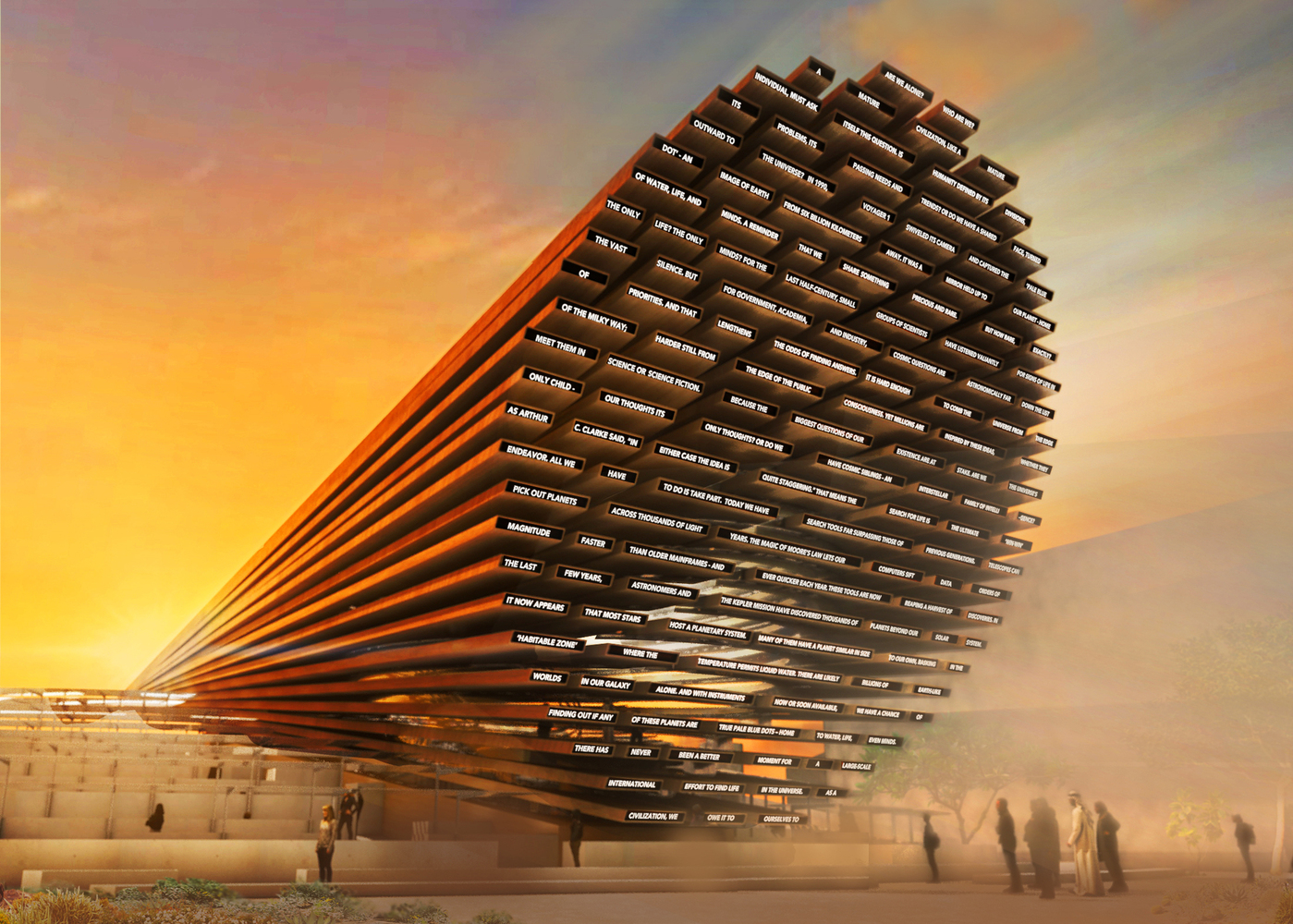 Les Pavillons De Dubai Expo 2020 Archibat Mag
