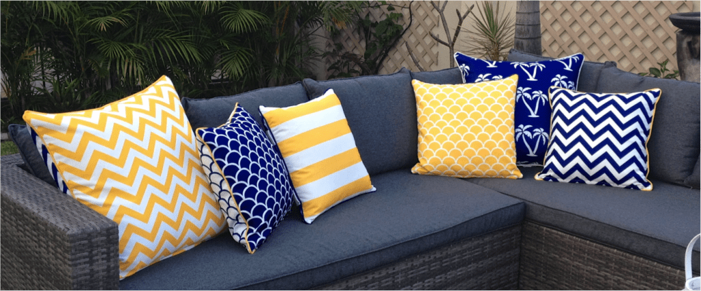 Image result for outdoor cushions
