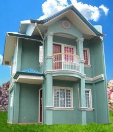 fine design of house