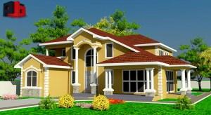house-plan-ghana