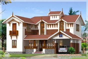 Kerala-style-villa