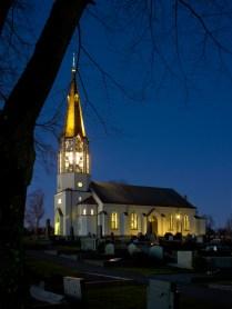 Archidea Skallsjö kyrka
