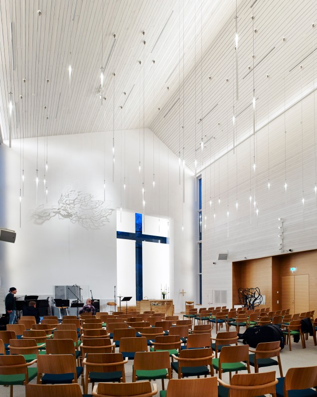 Kyrkosalen