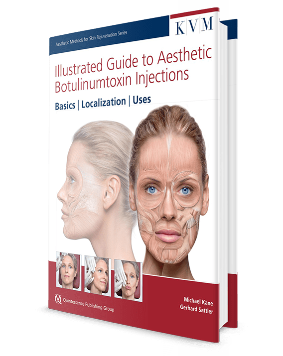 Illustrated Guide to Aesthetic Botulinumtoxin Injections