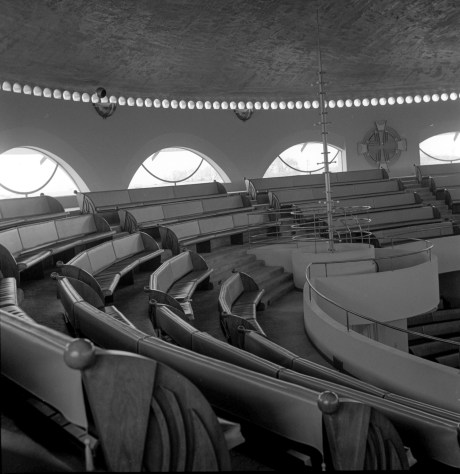 Greek Orthodox Church. Ruth and Rick Meghiddo, 1971. All Rights Reserved.