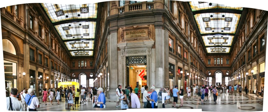 Galleria Colonna.Copyright Ruth and Rick Meghiddo, 2010. All Rights Reserved.
