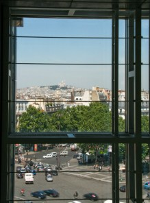 L'Opera Bastille.Copyright Ruth and Rick Meghiddo, 2010. All Rights Reserved.