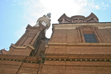 Sant'Andrea delle Fratte.Copyright Ruth and Rick Meghiddo, 2010. All Rights Reserved.