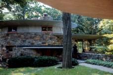"Sol Friedman House, ""Toyhill,"", Pleasentville, New York, 1948. Photo: R&R Meghiddo R&R Meghiddo, 1971, All Rights Reserved."