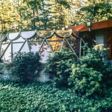 "Rayward–Shepherd House, ""Tirranna,"" 1955. Copyright R&R Meghiddo, 1971, All Rights Reserved."