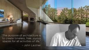 John Lautner / Bob Hope Residence