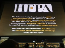 Hollywood Foreign Press Association (HFPA) Sponsorship