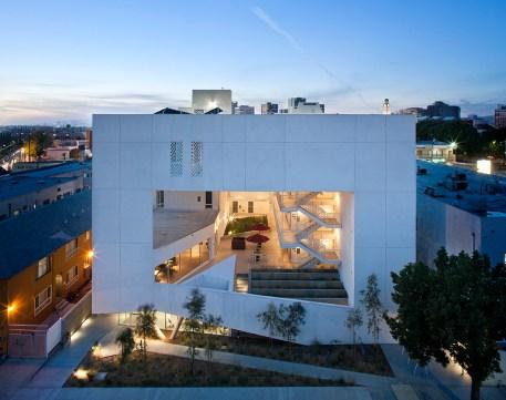 Affordable Housing: The Six, Los Angeles. Brooks + Scarpa Architects. Photo: TaraWucjik
